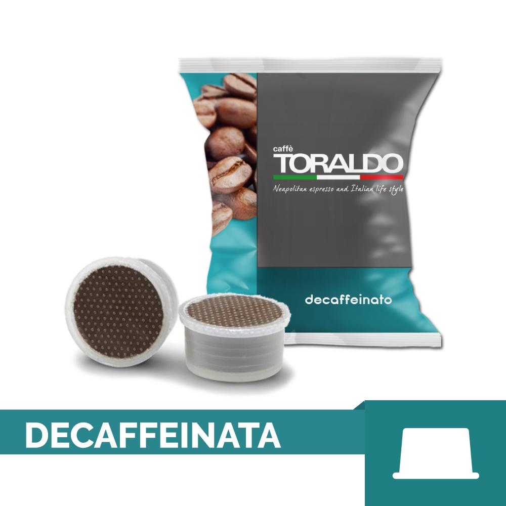 Toraldo DECAFFEINATO – 100er Pack