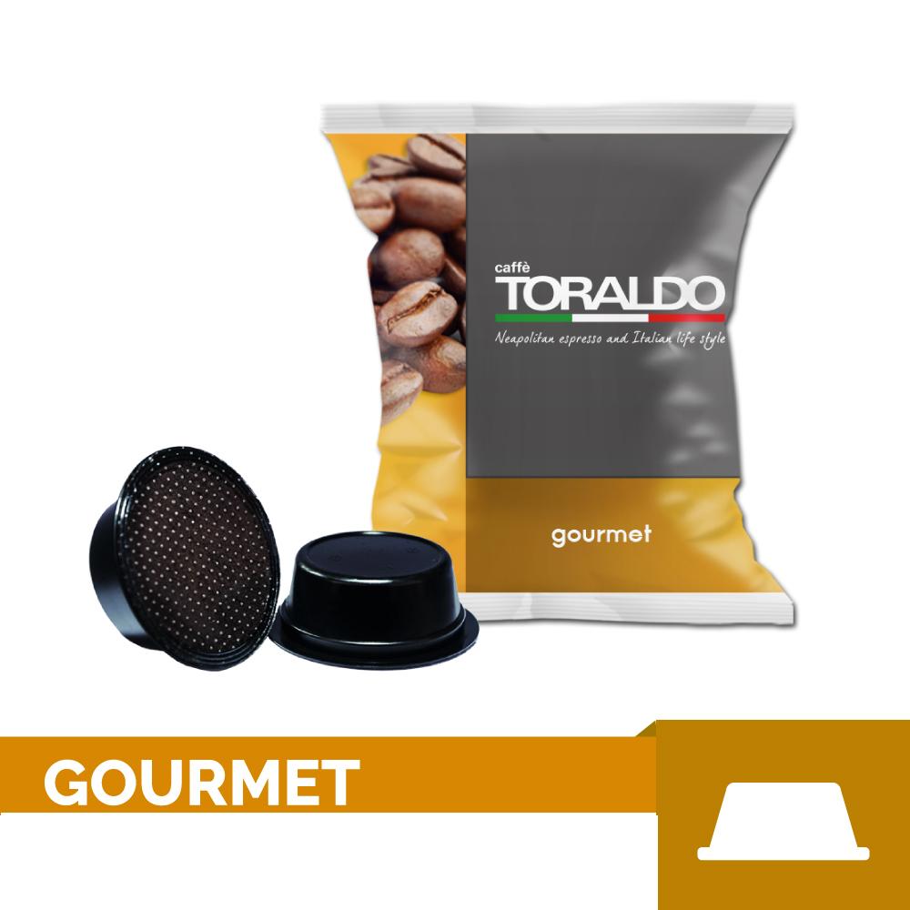 Toraldo A Modo Mio* GOURMET 100% ARABICA – 100er Pack